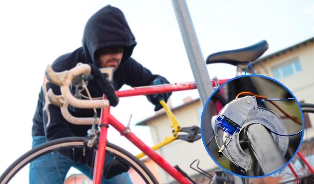Del hurto de bicis nació una joven idea de negocio