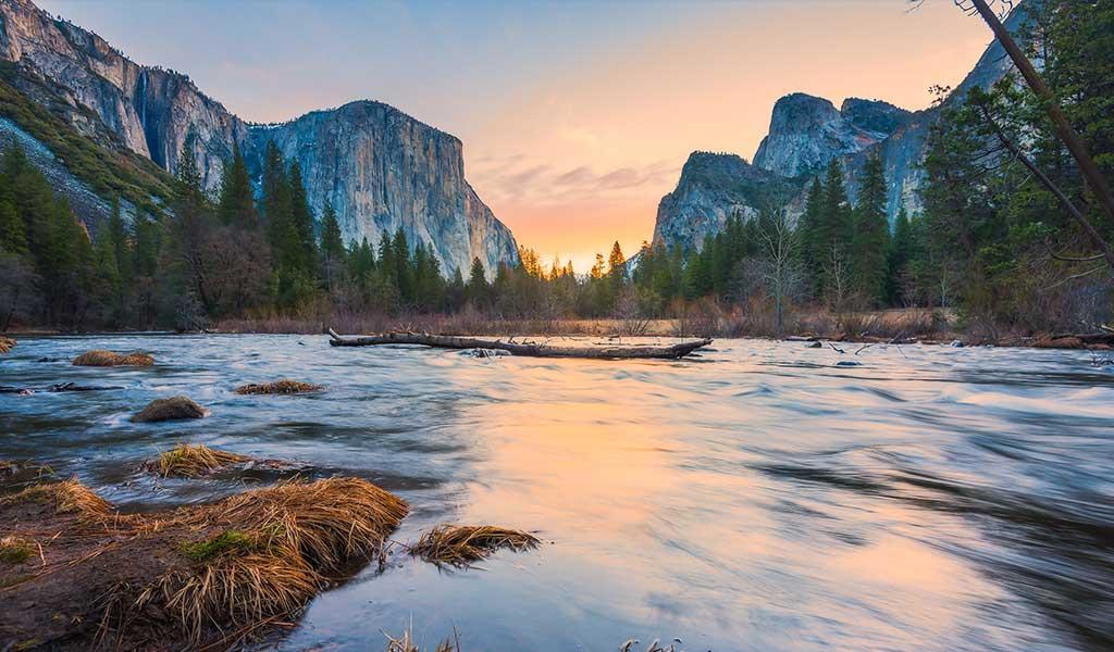 ¿Qué hacer en el Parque Yosemite?
