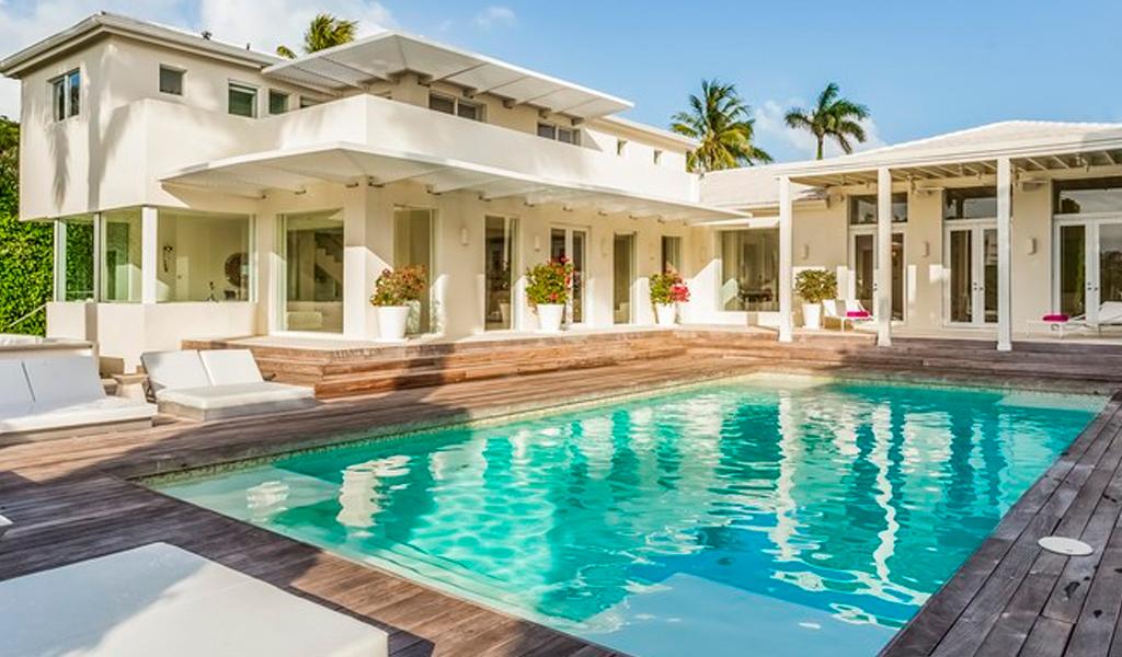 Shakira quiere vender lujosa mansión en Miami
