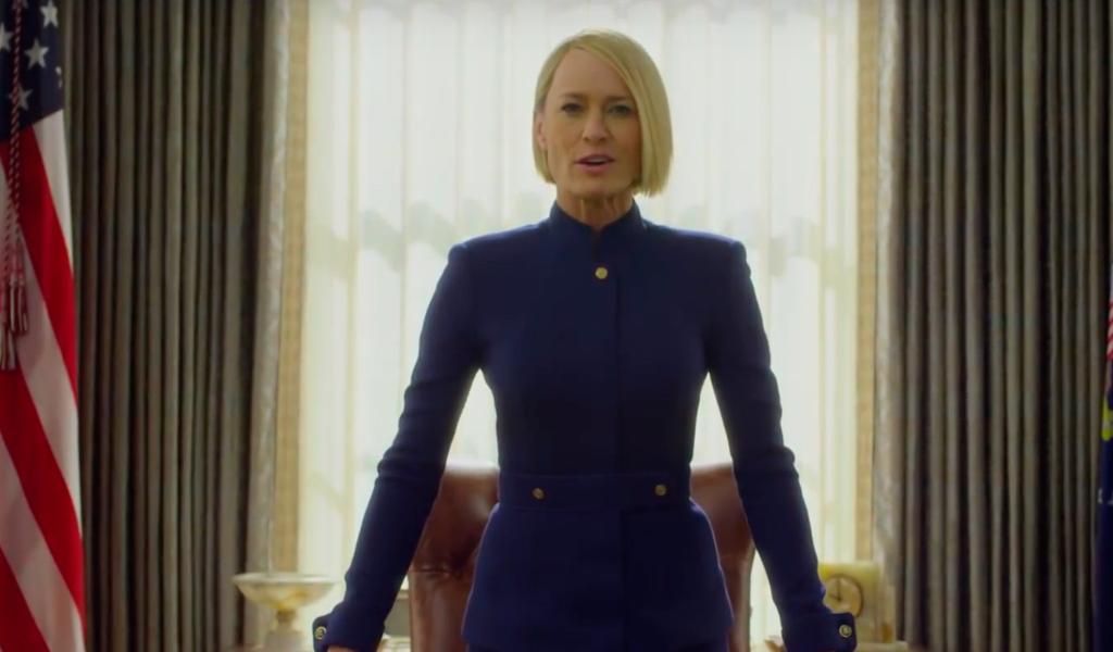 House of Cards: imágenes de la sexta temporada