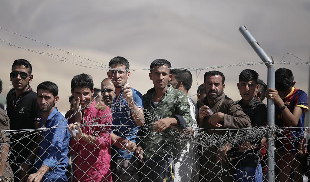 oea- inmigrantes varados en Italia