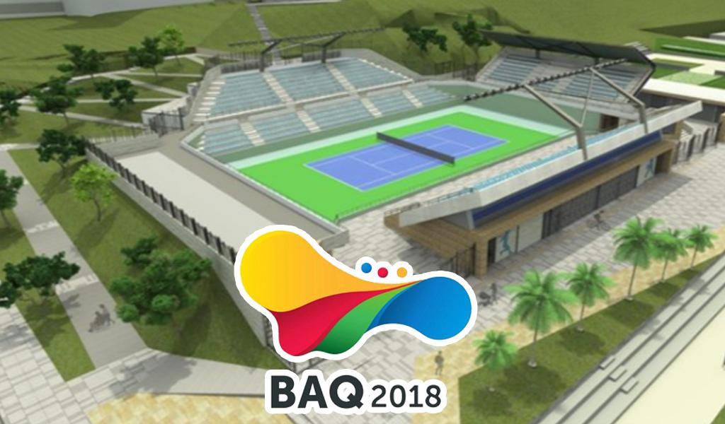 Un mes para los Juegos Centroamericanos y del Caribe