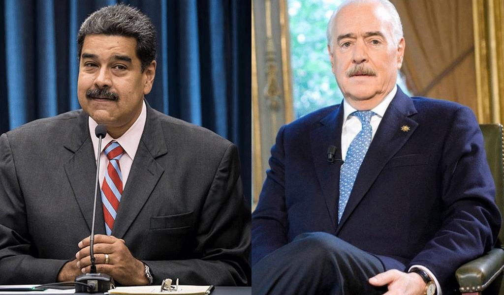 Maduro y Pastrana