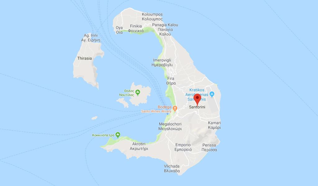 Santorini Las Famosas Islas De La Fantasia Kienyke