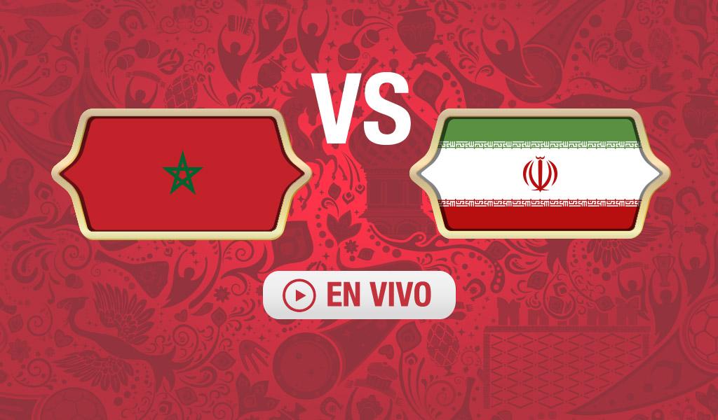 Marruecos vs Iran