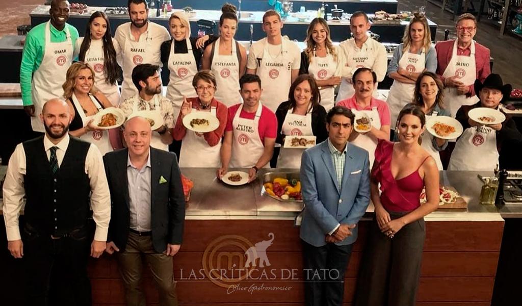 ¿Qué esperar del Master Chef Celebrity?