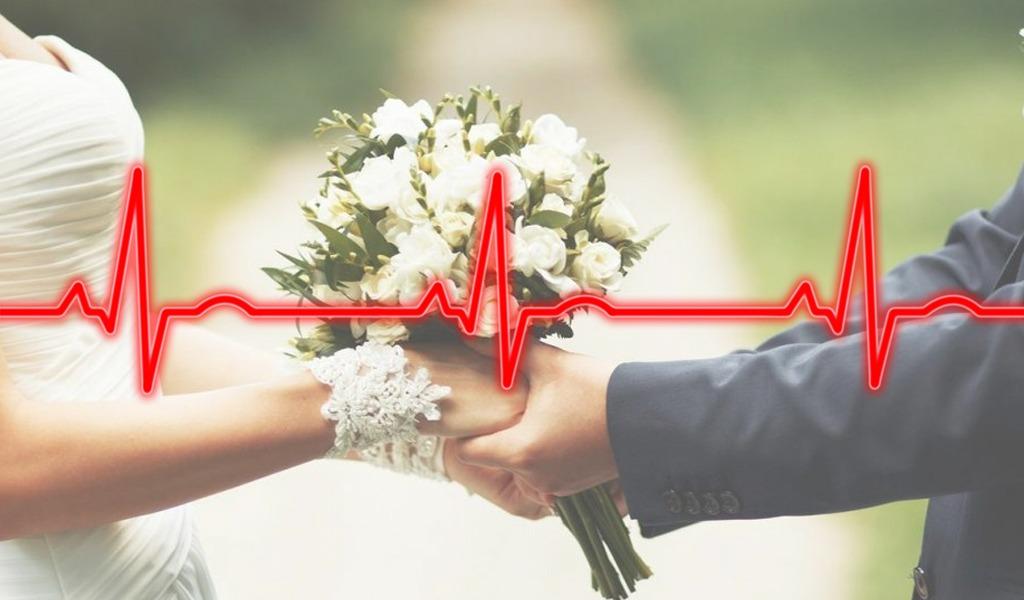 Estar casado reduce las enfermedades cardiovasculares
