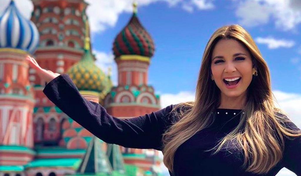 Melissa Martínez, la sensación colombiana en Rusia