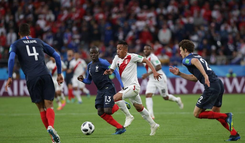 Perú se despide del Mundial