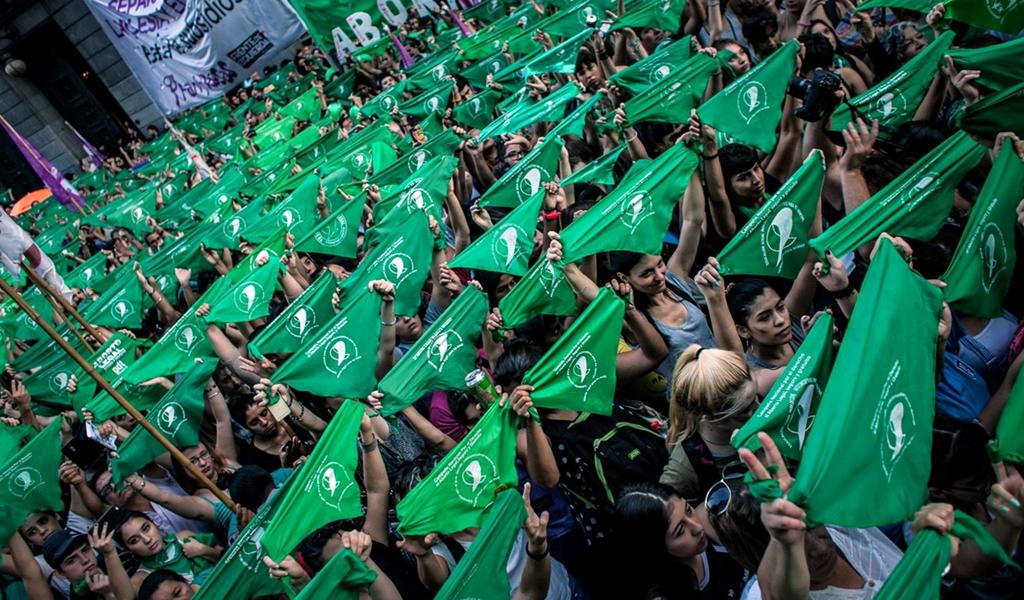 Cámara de Diputados de Argentina despenalizó el aborto