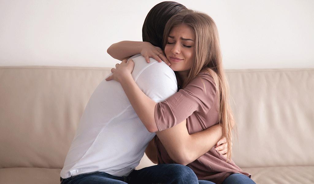 ¿Es posible terminar bien una relación sentimental?
