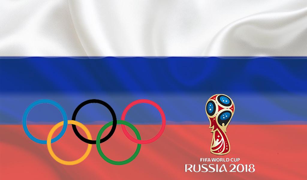 El silencio en el deporte ruso