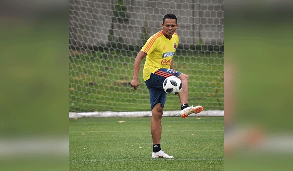 Selección Colombia Carlos Bacca