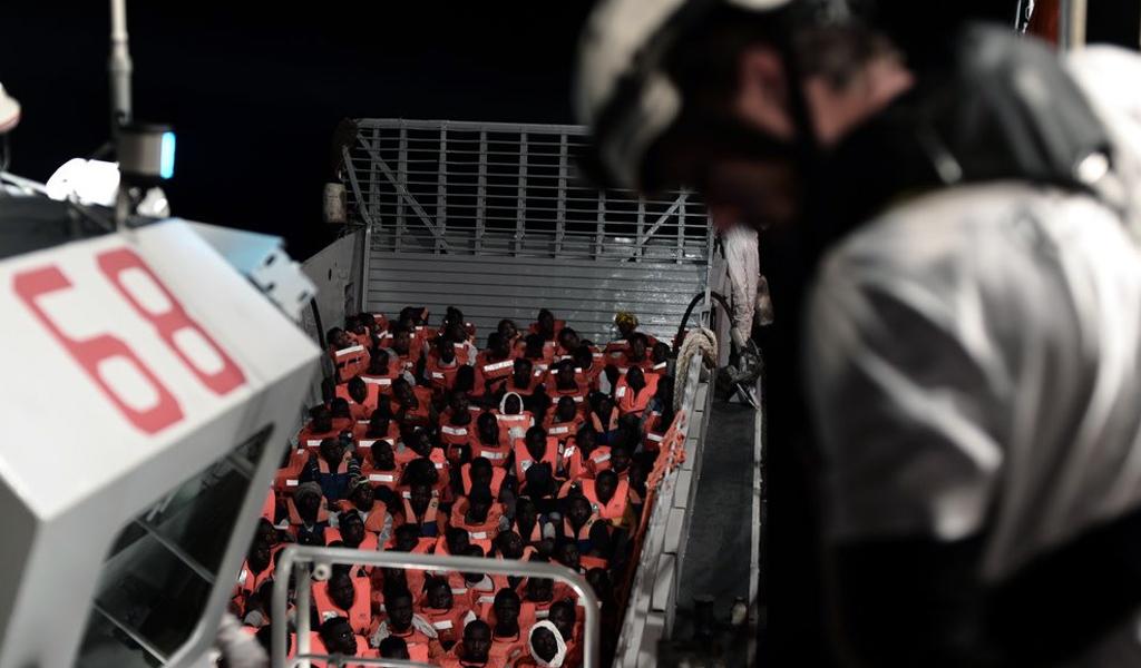 Italia ayudará a migrantes varados a llegar a España