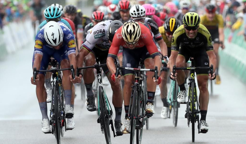 Nairo se mantiene en la general de la Vuelta a Suiza