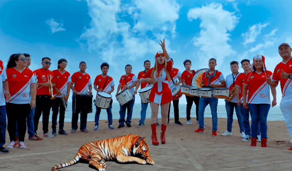 Tigresa del oriente