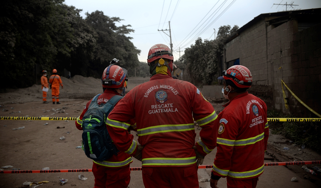 Suspenden rescate en Guatemala ante condiciones de riesgo