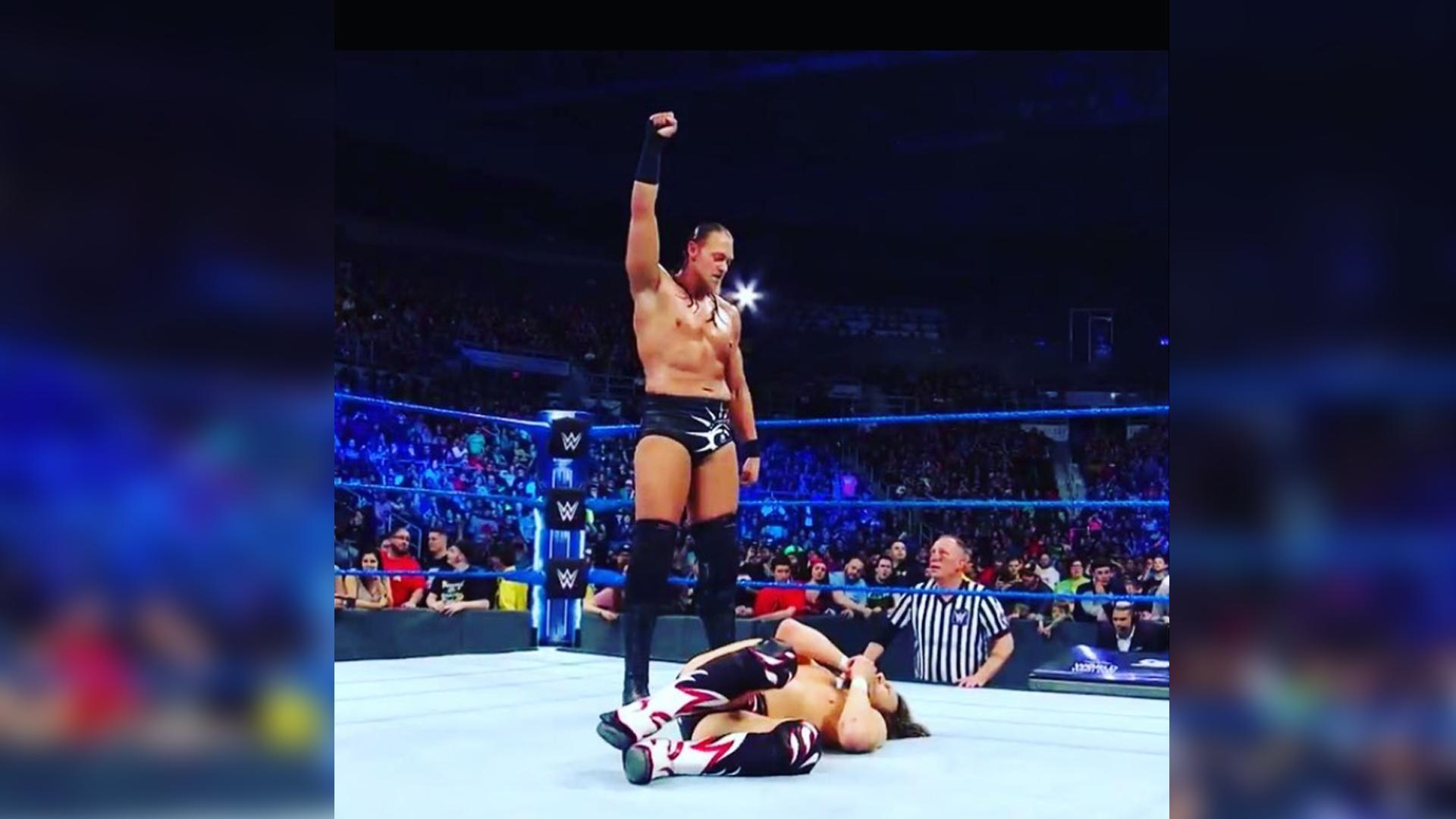 WWE despide a Big Cass, uno de sus grandes talentos