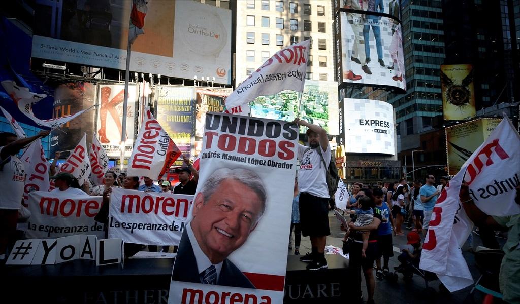 Relaciones de EE.UU y México con victoria de López Obrador