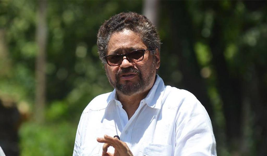 Iván Márquez no se posesionará como senador