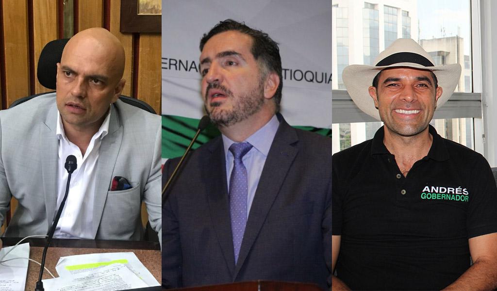 ¿Quién será el candidato del CD a la gobernación de Antioquia?