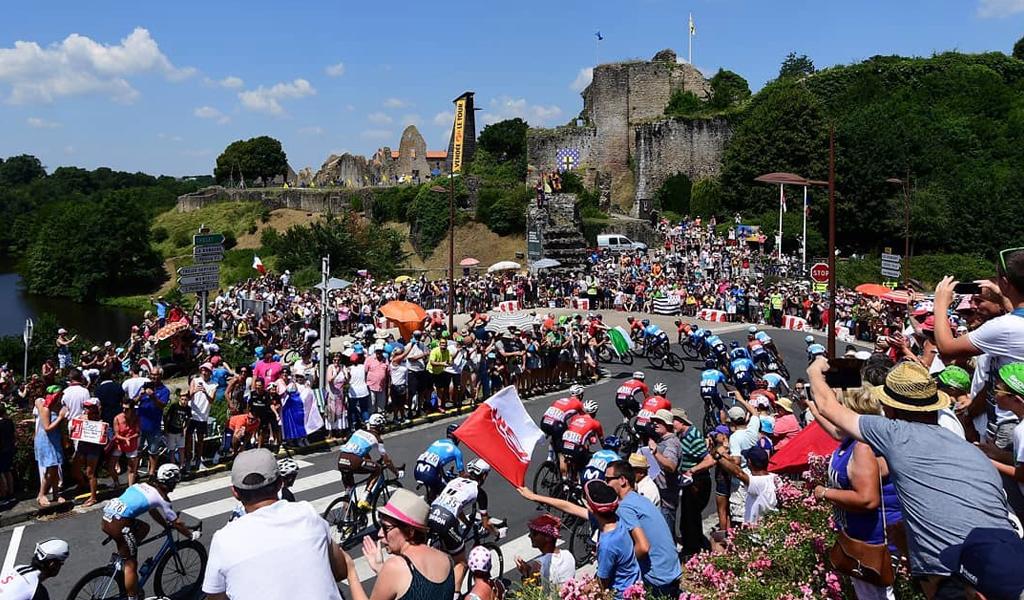 Tour de Francia clasificación general