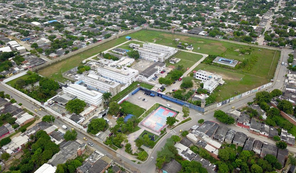 Cárcel de Barranquilla podría entrar en cuarentena