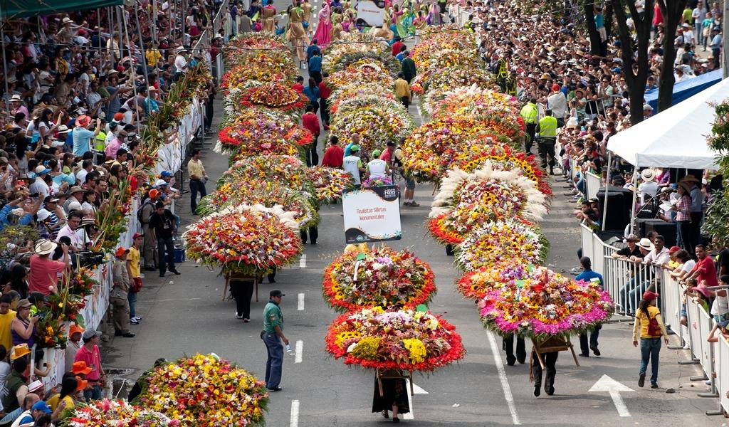 Medellín se prepara para nueva edición de Feria de las Flores