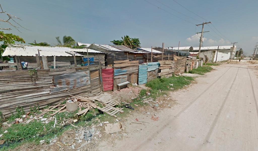 Hallan cuerpo desmembrado en barrio de Barranquilla