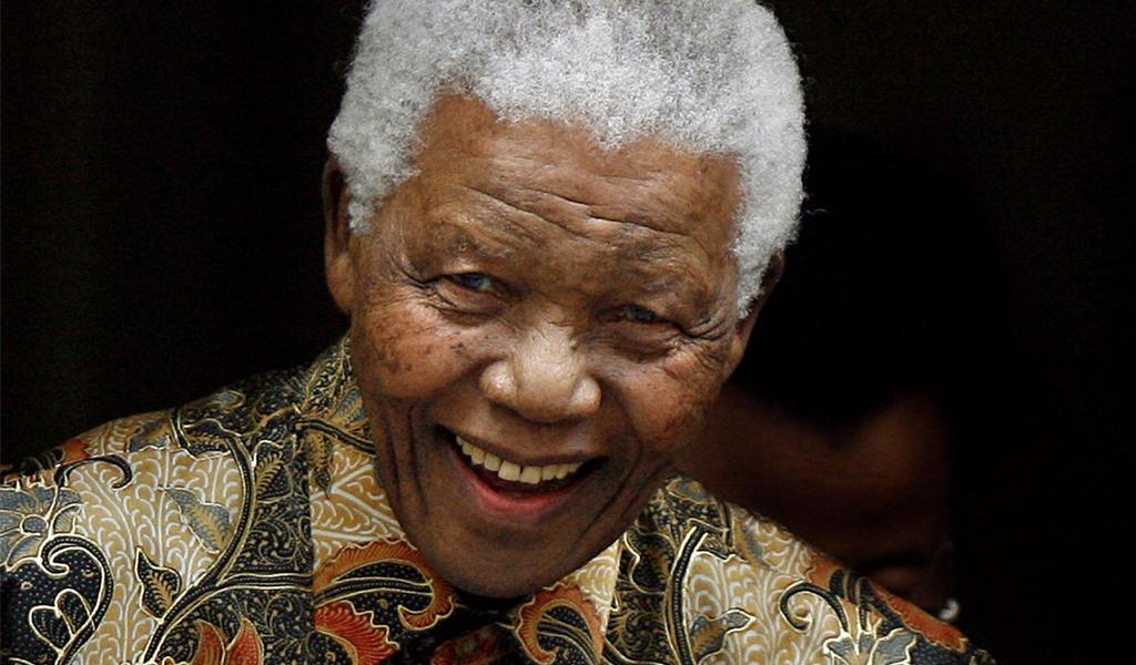 Mandela, símbolo de esperanza en el mundo