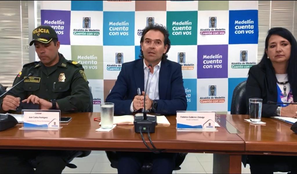 Trasladan excabecillas de Medellín a otros penales del país