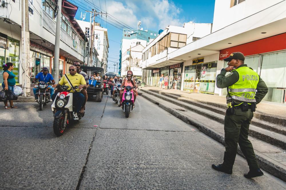 Puente festivo deja 42 muertos en Colombia