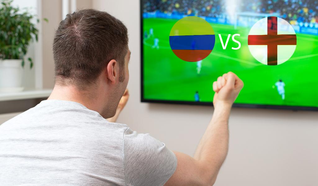 El canal que se llevó la copa mundial de rating