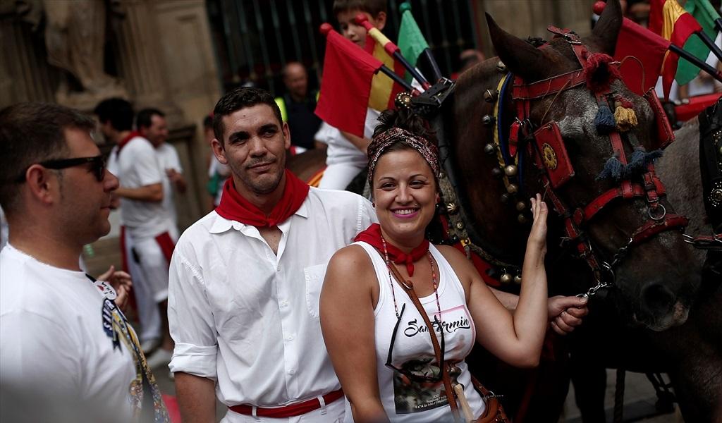 San Fermín, bajo la sombra de la agresión sexual