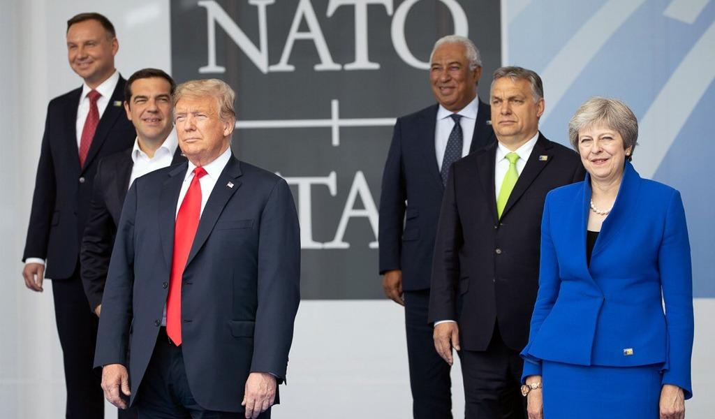 Tensión en cumbre de la OTAN por declaraciones de Trump