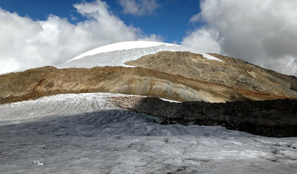 Glaciares colombianos podrían desaparecer en 50 años