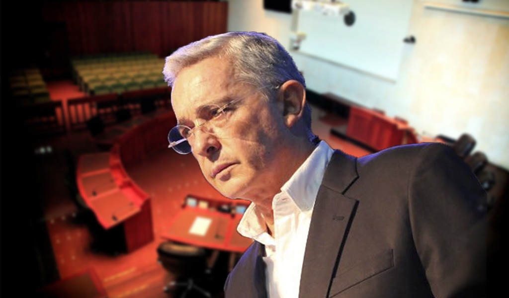Recusación Uribe Corte Suprema
