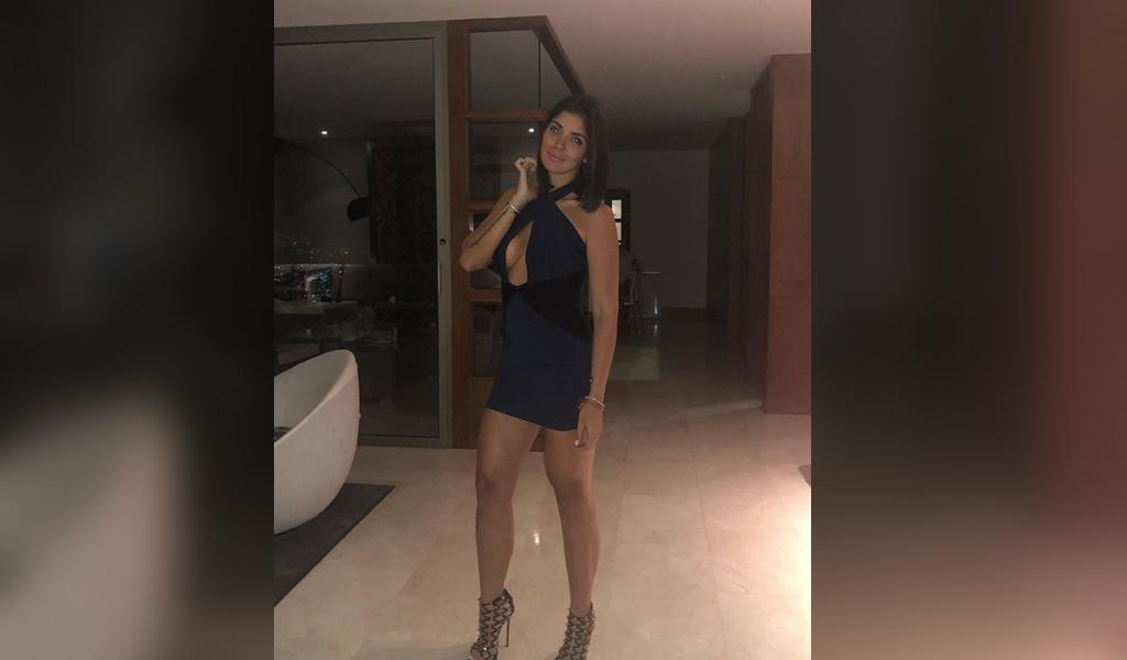 Ex de Freddy Guarín sorprende con fotos sensuales