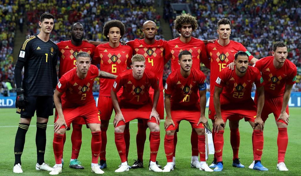Bélgica es semifinalista en Rusia