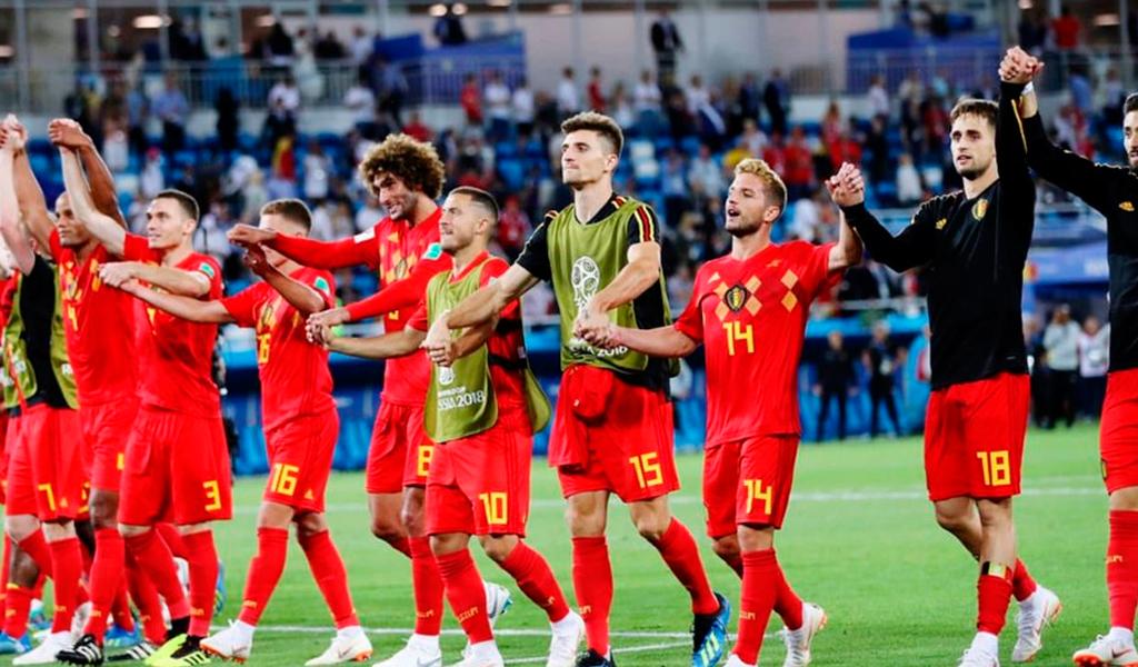 Bélgica se quedó con el tercer puesto en el Mundial