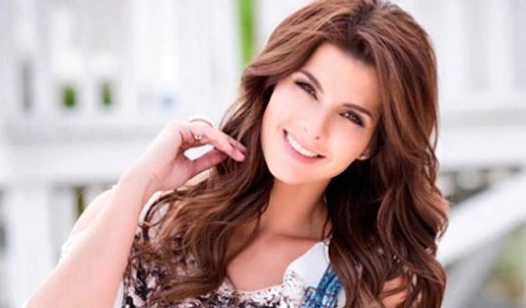 Carolina Cruz la nueva presentadora de Día a Día