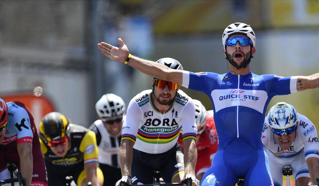 No hubo cambios en la clasificación general del Tour de Francia