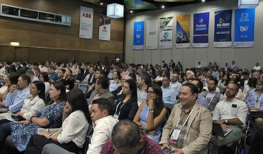 Así se vive el vigésimo congreso de Andesco