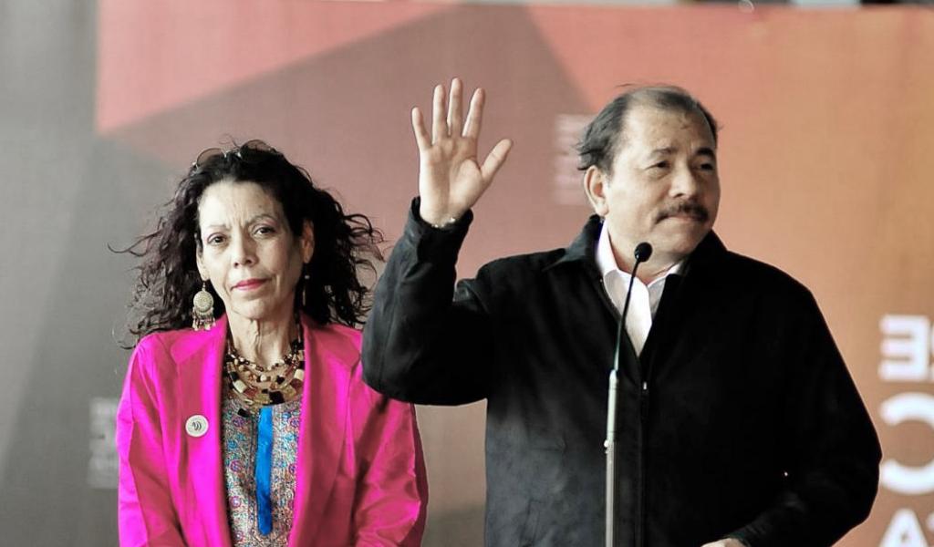 Nicaragüenses marcharon en contra del Gobierno de Ortega