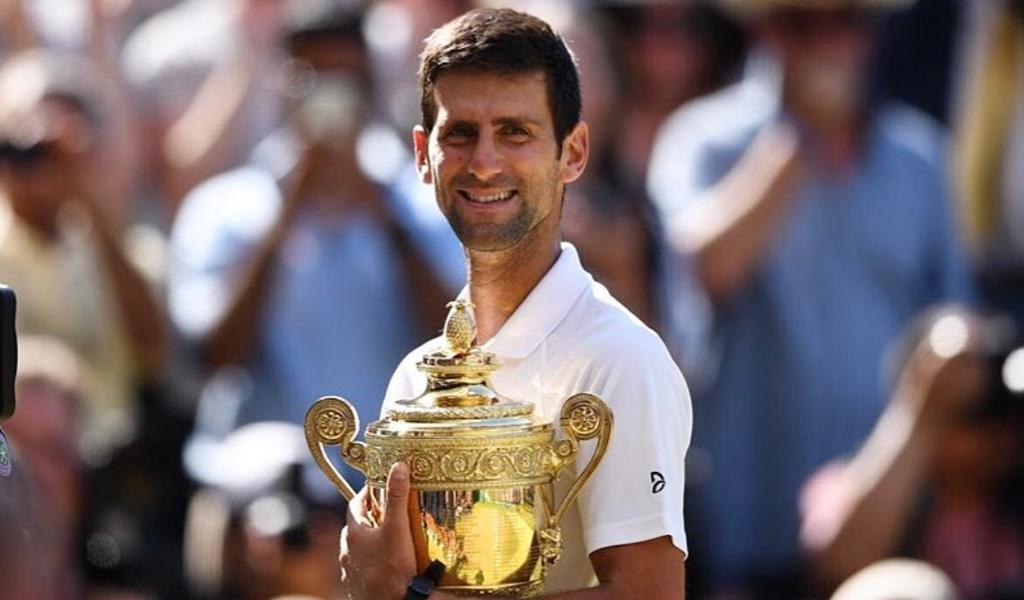 Djokovic defendió su campeonato en Wimbledon