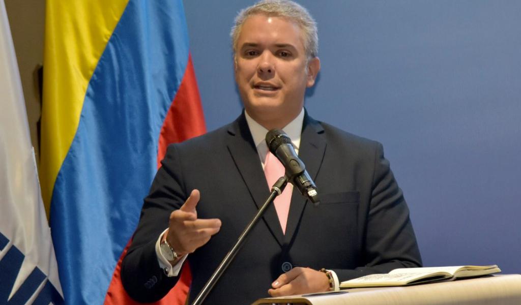 Iván Duque ratifica un gobierno cercano a las regiones