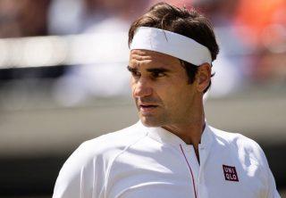 """""""Estoy muy feliz de estar de vuelta"""": Federer"""
