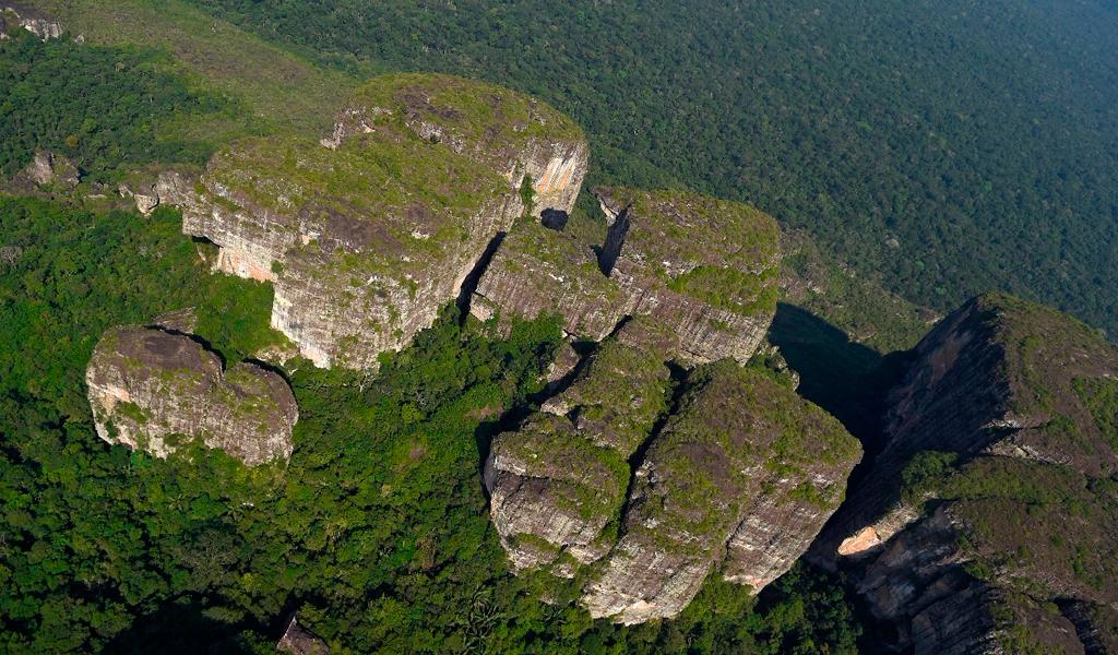 Parque Chiribiquete