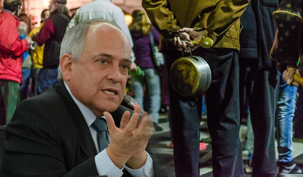 Jose Obdulio Gaviria convoca cacerolazo contra Santos