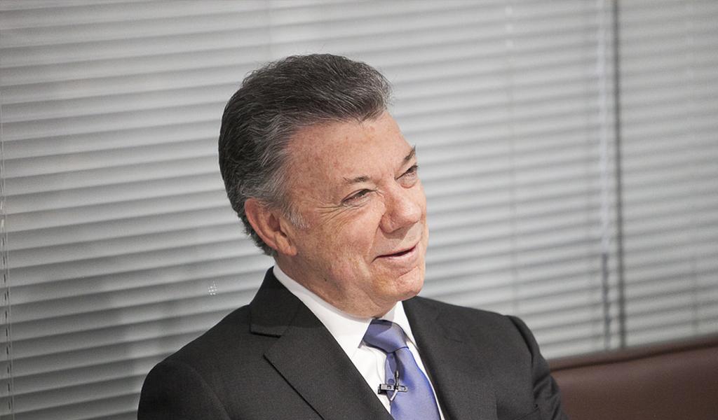 Santos llega a la XIII Cumbre de la Alianza del Pacífico